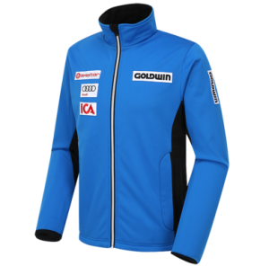 골드윈 스키복GOLDWIN TEAM MIDDLER JACKET ROYAL BLUE