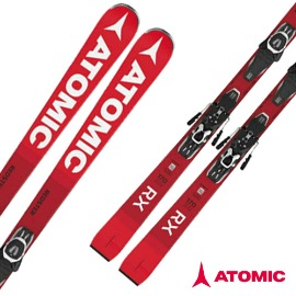 1920 아토믹 스키 [올라운드] ATOMIC REDSTER RX EZY2 RED+E L 10 GW Black/White