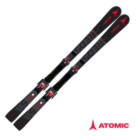 2021 ATOMIC REDSTER S8I BLACK/RED + X12 GW (2021 아토믹 스키)