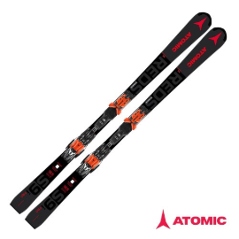 2021 ATOMIC REDSTER S9I PRO ARI BLACK/RED + X16 VAR (2021 아토믹 스키)