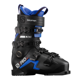 2021 SALOMON SKI BOOTS S/PRO HV 130 BLACK/RACE B RED (2021 살로몬 스키부츠)