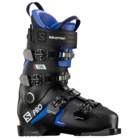 1920 SALOMON S/PRO 130 BLACK/RACE BLUE/RED (살로몬 에스프로 130)