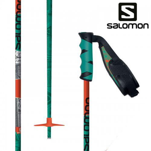 살로몬폴 헤커SALOMON HACKER_ORANGE GREEN