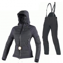 다이네즈 여성 스키복 세트 DAINESE Mimas D-Dry Jacket Lady Ladies Supreme Pants E2